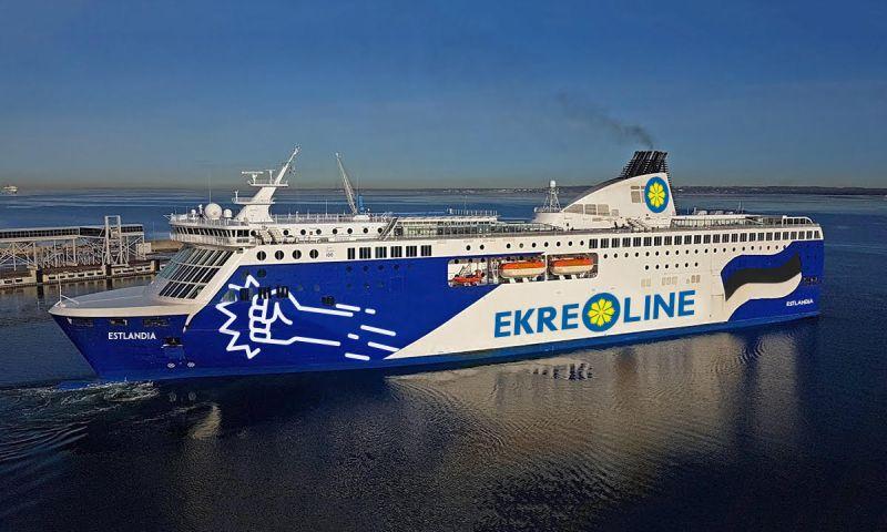 Auk seaduses? EKRE värvis kuu aega enne valimisi Soome vahet sõitva laeva erakonna värvidesse