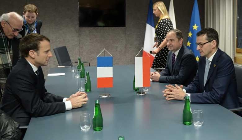 """Poola peaminister: Euroopa Liit on """"kaugel"""" sellest, millest unistavad tavalised eurooplased."""