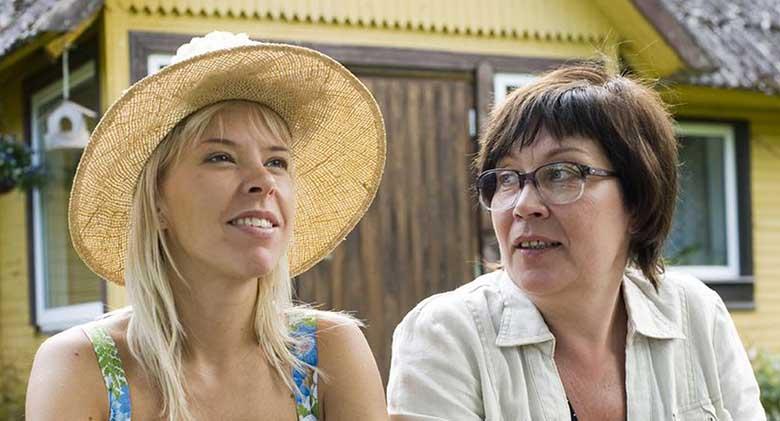 FOTO: Marika Vaarik ja Kadri Adamson heitsid riided seljast