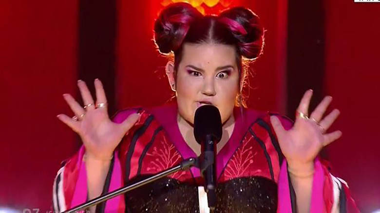 FOTO: Kas sama p****, kui võitja –  Avaldati esimene foto 2019. aasta eurovisiooni lavakujundusest