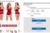 HAHA, naine tellis endale seksika jõulukostüümi – vaata, mis sealt tuli…