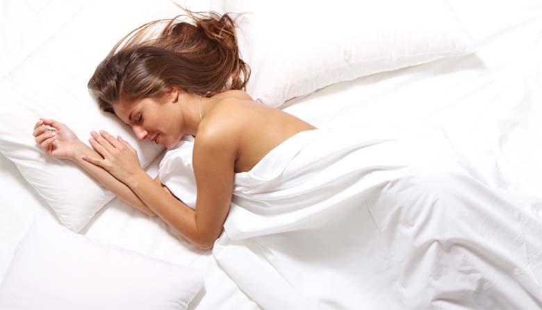 LOE, miks on kasulik magada alasti