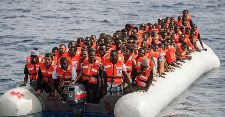 HAKKAB PEALE - Euroliit haub uut mädamuna: Vahemerelt päästetud immigrante võidakse hakata...