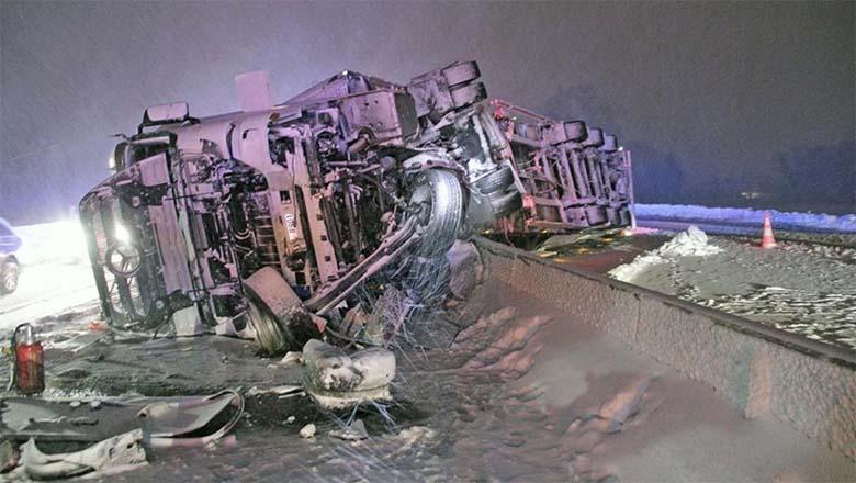 Tartumaal toimus üliraske liiklusõnnetus - veokijuht hukkus