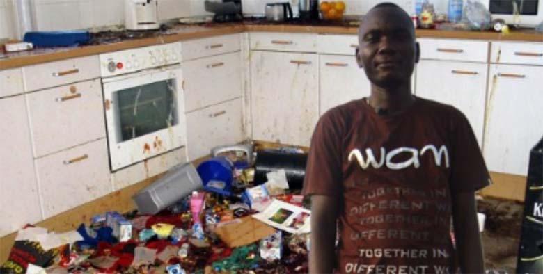 PRIMAATLUS - Pagulased hävitasid neile antud elamud, kahju 540 000 eurot