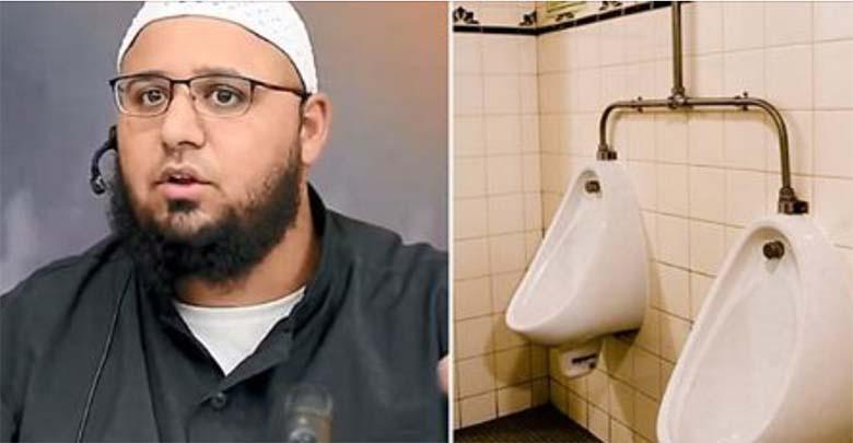 """KEELAME PISSUAARID – Islamijutlustaja hoiatab: """"Allah karistab mehi, kes kasutavad pissuaari!"""""""