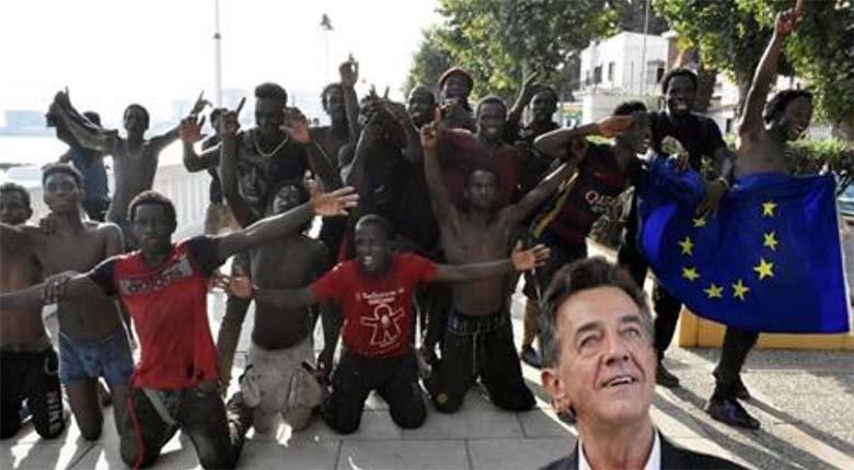 EBAREAALNE! Prantsuse poliitik: Me peaksime piirama valgete sünde, et rohkem migrante vastu võtta