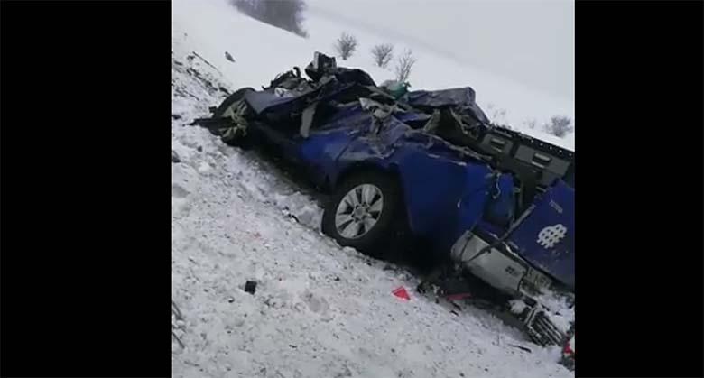 VIDEO | Tallinn-Narva maanteel juhtus raske liiklusõnnetus