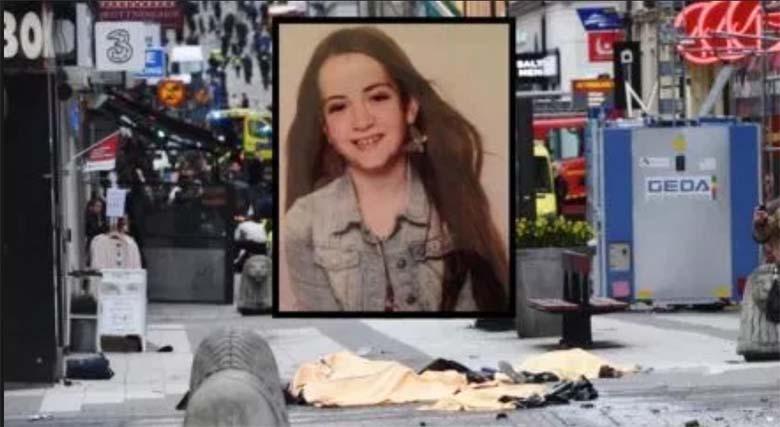 Uus-Meremaa mošeetulistaja maksis kätte Stockholmi terrorirünnakus hukkunud 11-aastase tüdruku eest