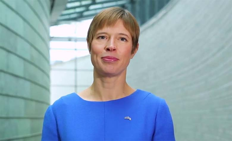 President ja peaminister mõlemad naised - loe, kuidas Kaljulaid ajakirjaniku selle küsimuse peale paika pani