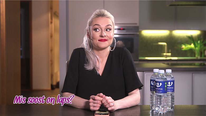 VIDEO: Padjaklubi Laura lapse sugu on...