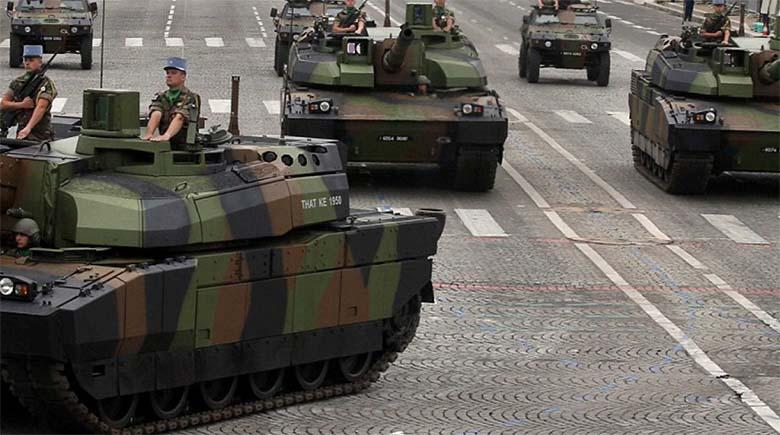 Hädine Macron saatis rahva vastu välja sõjaväe. Lisatud Igor Gräzini kommentaar