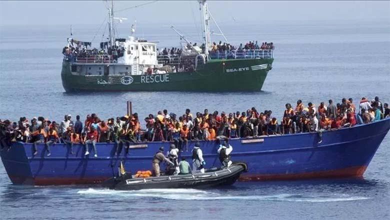 """ÄRI LÄBI – Vahemerel pole enam kedagi """"päästa"""" – Liibüa rannikult ei leitud ühtki migranti, keda """"päästa""""."""