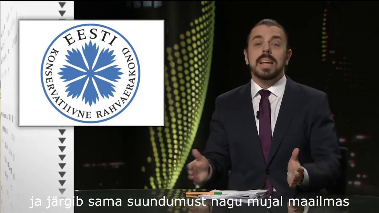 VIDEO: Soome teeb EKRE üle nalju, millest nad ei saa ilmselt isegi aru