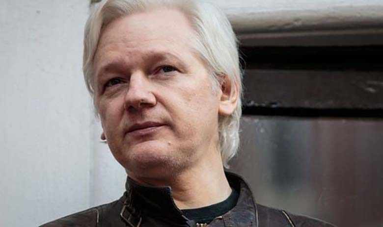 MIS JUHTUS - Vaata, milline Julian Assange välja nägi, kui ta arreteeriti