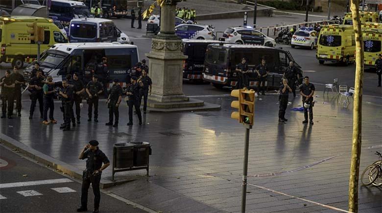 KOHUTAV - Loe, kui palju islami terrorisünnakuid oli kõigest ühe aprillikuu nädala jooksul