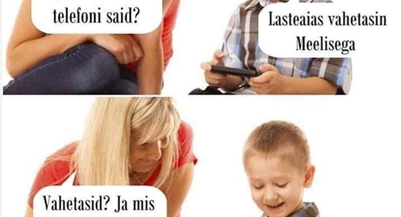 FOTO: KOHUTAV - SELLINE vastus lapselt ajaks kõik emad nutma...