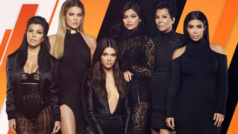 FOTO: HAHA – sellised nägid välja Kardashianid, kui nad polnud veel avastanud ilulõikuseid