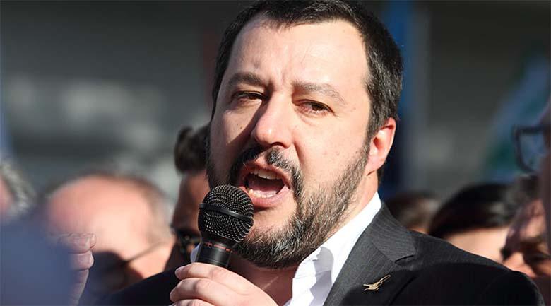 Salvini lajatas EU parlamendis: valepagulased ei põgene sõja eest, vaid toovad sõja endaga kaasa!
