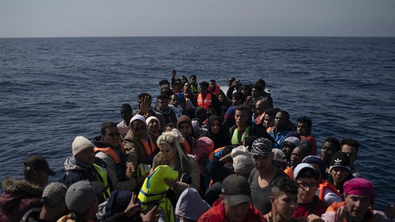 VIDEO: KUI ÕUDNE - vaata, mida pagulased Kreekas teevad