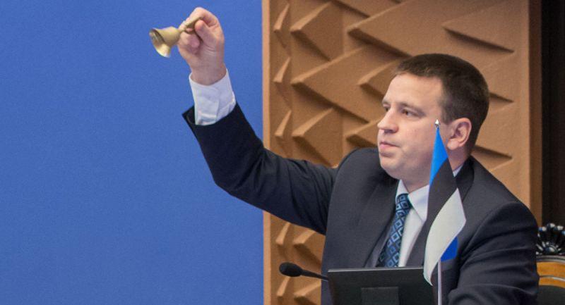 Ratas: Eesti mehe keskmist eluiga arvestades sureb kolmandik uuest valitsuskoalitsioonist niikuinii varsti ära