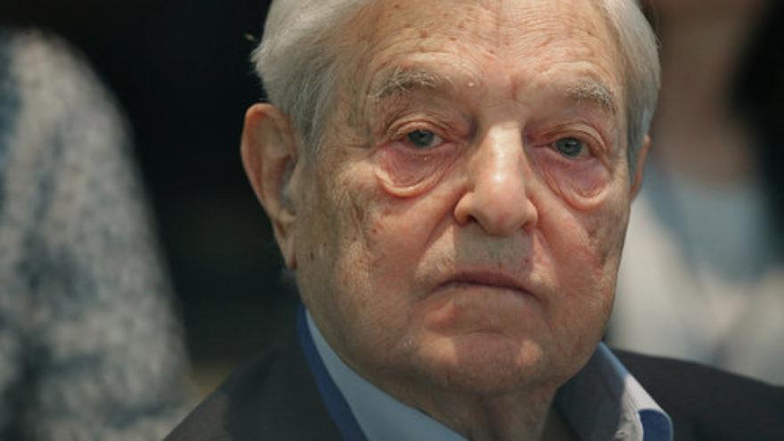 Soros: minu plaan on kaotada rahvusriikide piirid, kaotada rahvad ja religioonid