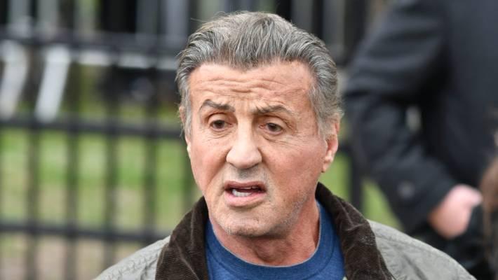 FOTO: VAATA, milline nägi välja Silvester Stallone varalahkunud poeg