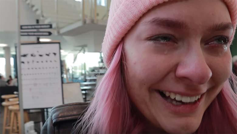 VIDEO: VÕTTIS NUTMA - Martti Hallik jättis Liina Ariadne Pedaniku maha