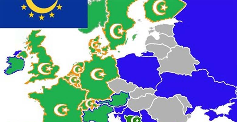 Islamiseerumise indeks:  Rootsi 2. kohal, Soome 13. - hämmastav, et Eesti on nii kõrgel kohal...