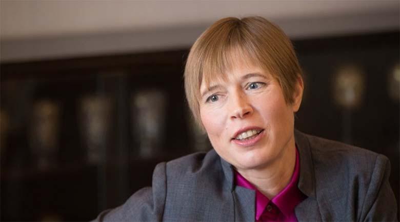 President Kaljulaid ei suutnud ka traagilisel päeval vihaõhutusest hoiduda
