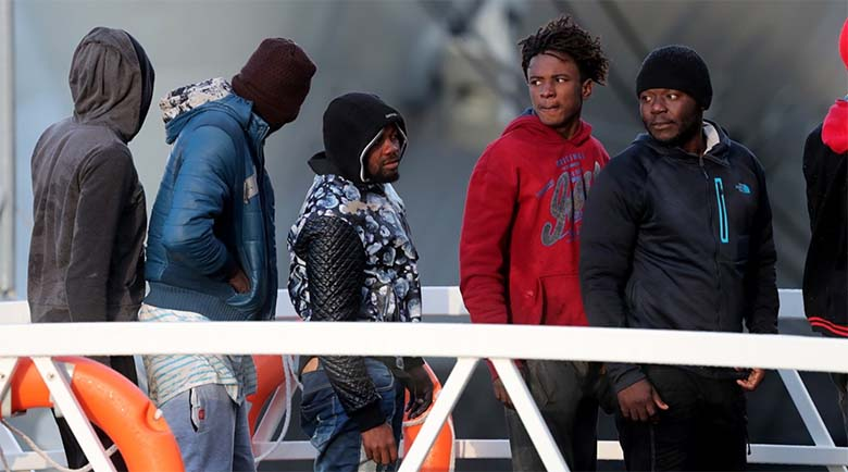 ITAALIA hakkab tegema trahvi iga merelt päästetud migrandi eest 3500-5000 eurot