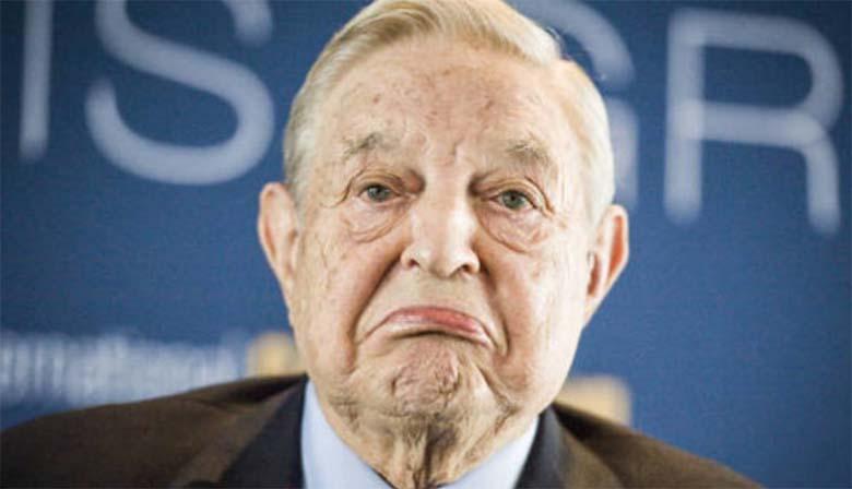 """George Soros: """"Trump on peaaegu purustanud uue maailmakorra."""""""