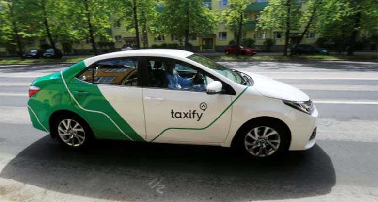 FOTO: Armunud taksojuht - vaata, millise sõnumi saatis Bolti taksojuht naiskliendile