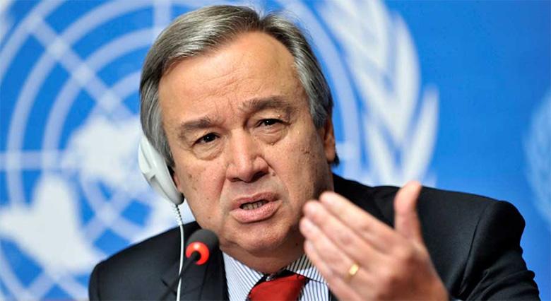 """ÜRO peasekretär: """"Avatud piirid on Euroopa jõu allikas"""""""