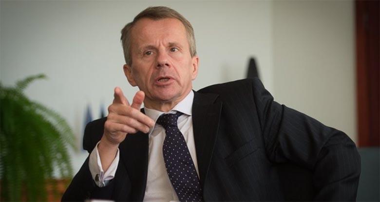 Harri Kingo: Katke meie vestlusest Jürgen Ligiga  - Aga ole ettevaatlik, Jürgen...