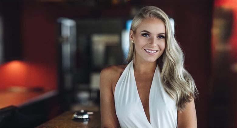FOTO: Soome miss heitis riided seljast ning näitab kaunil fotol kaunist keha