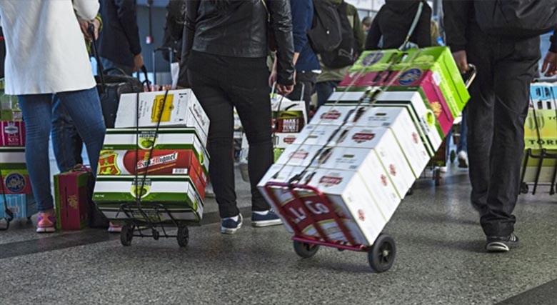 Alkoholi aktsiisilangus annab tulemusi: soomlased juba kärudega liikvel