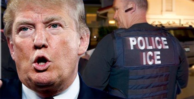 Trump teatas sisserändajate massilisest väljasaatmisest