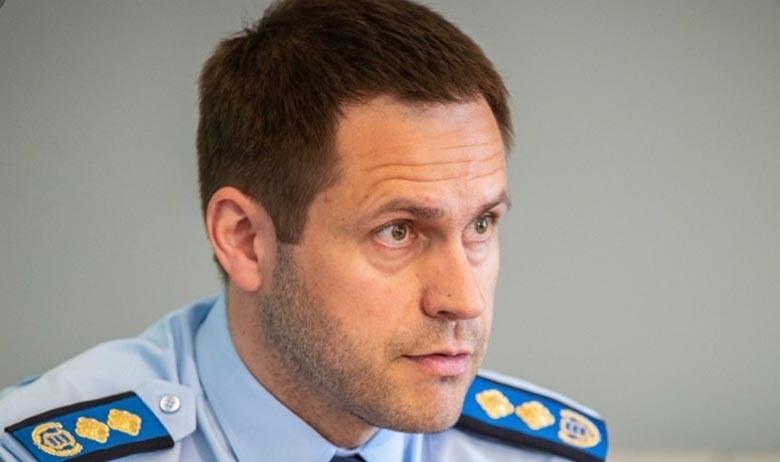 Politsei- ja piirivalveameti peadirektori Elmar Vaheri töösuhe peatati ja algatati distsiplinaarmenetlus