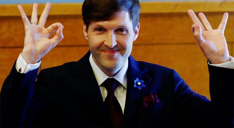 """VIDEO: Martin Helme: """"Reformierakond tahab ajada Eesti poliitika umbe, et saavutada presidendiga koostöös erakorralised valimised"""