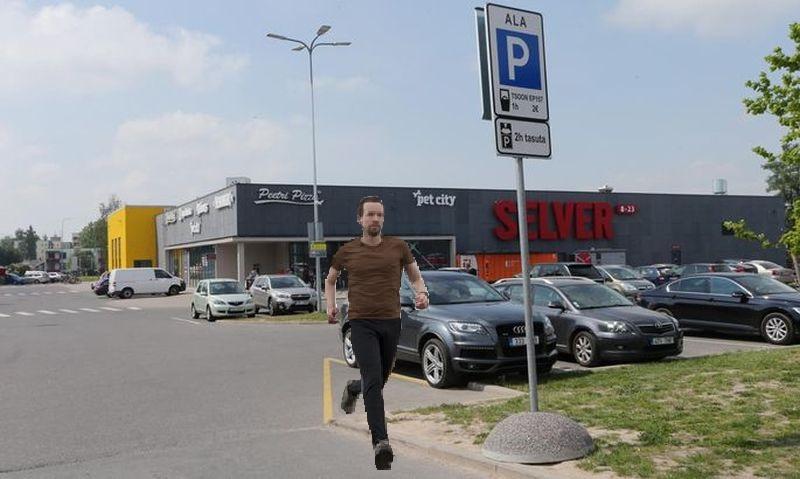 Enne kella 22 linnas jooksev mees tõenäoliselt siiski joodik, mitte tervisesportlane