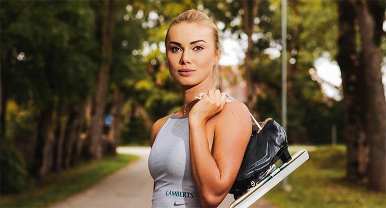 FOTO: Vaata, mis spordialaga Saskia Alusalu peale kiiruisutamise veel tegeleb