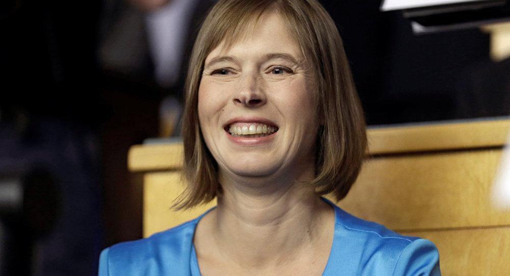 FOTO: Väga äge - Vaata, mis riietusega President Kaljulaid Rally Estonial käis