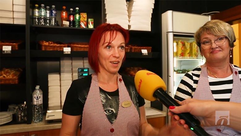 VIDEO: Vaata, milline on Narva kohviku kringel, mida Erik Orgu pidevalt maiustamas käis