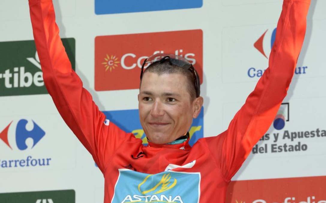 FOTO: Oh jeerum - vaata, milline on jalgratturi Janez Brajkovici jalg peale võidusõitu