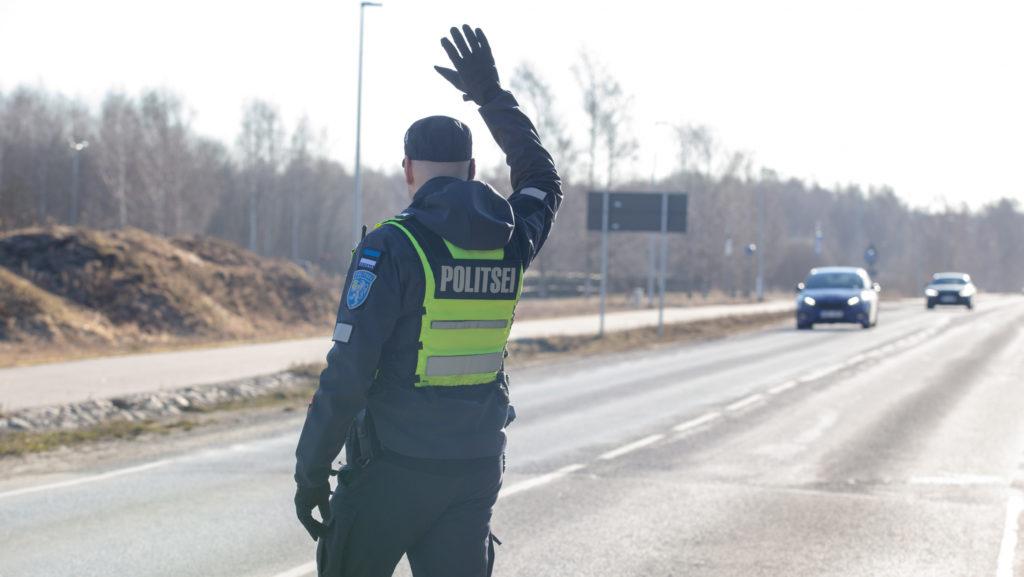 TÄHTIS TEADAANNE politseilt autojuhtidele