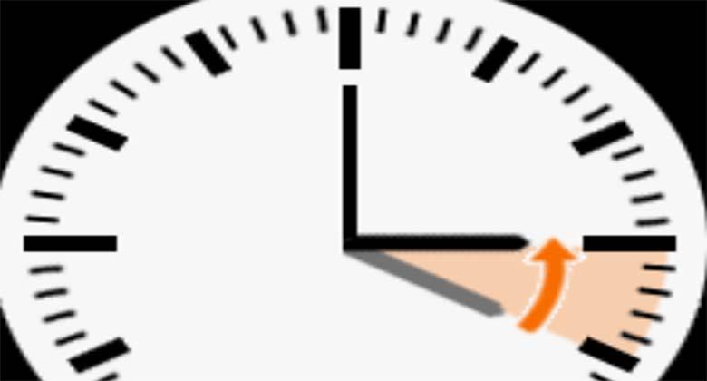 ÄRGE unustage pühapäeval, 27. oktoobril kella keerata…