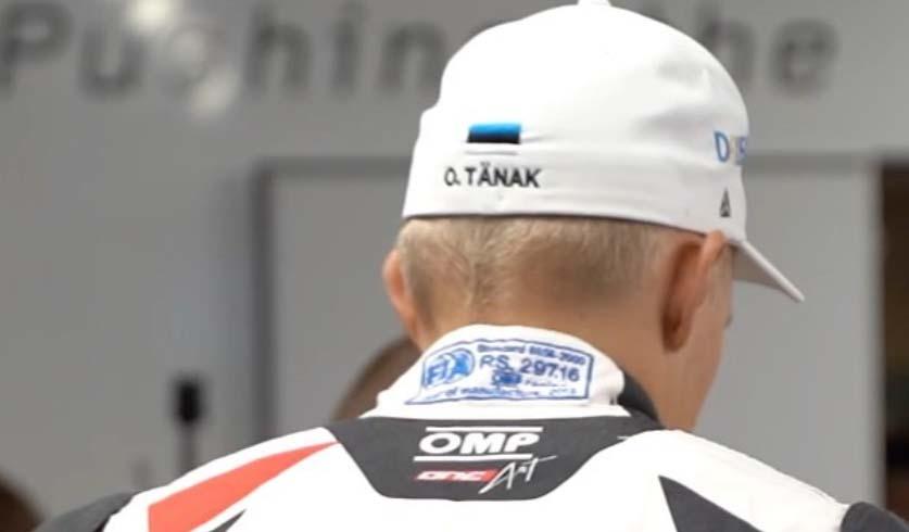 VIDEO: Ott Tänak lisas viimase rallipäevapäeva alguses sõnumi koos videoga