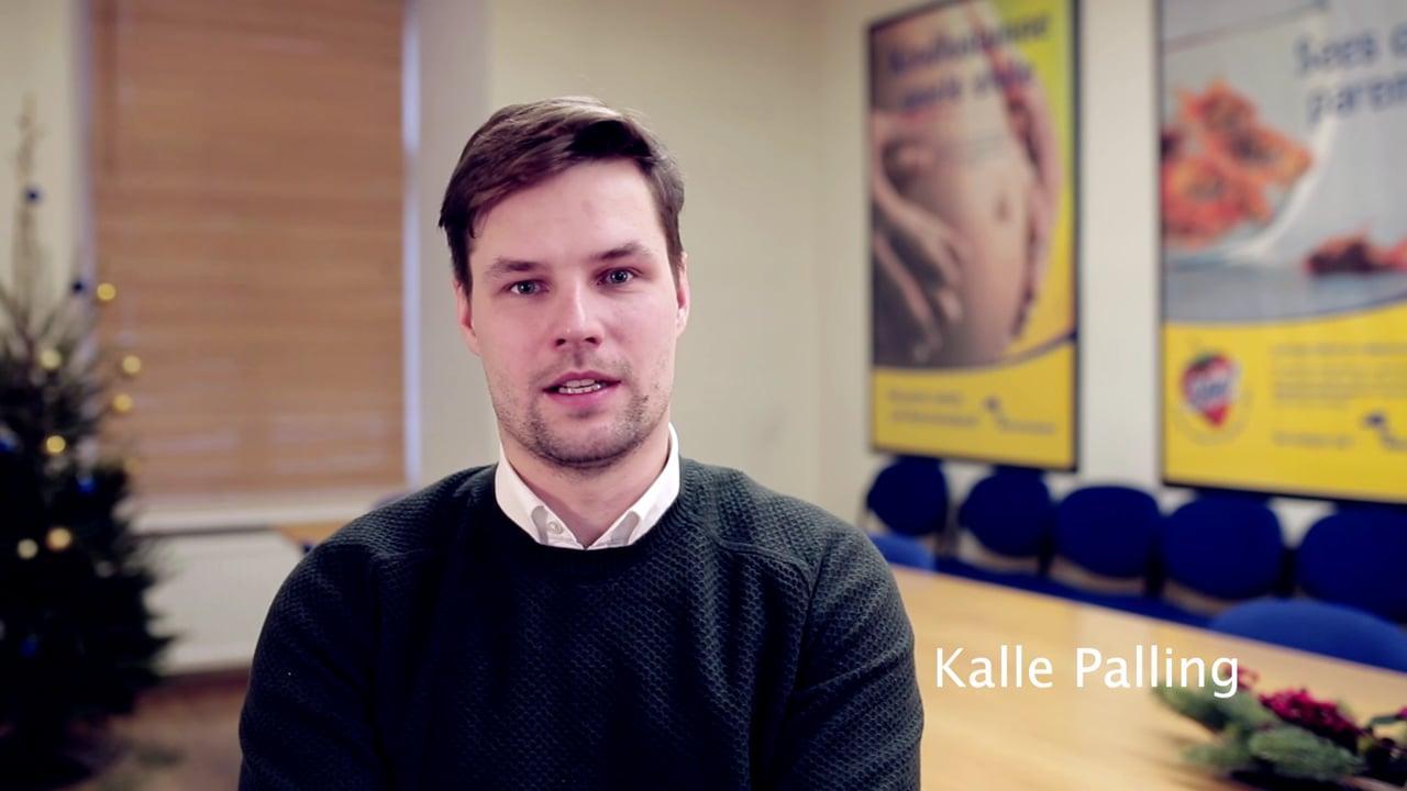 FOTO: Kalle Palling on leidnud endale uue kallima, kelleks on just see kena naisterahvas...