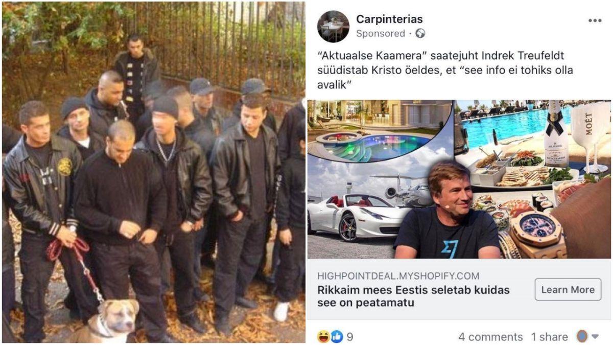 Välismaa kriminaalid kurdavad: eesti keel on liiga raske, et siin usutavaid pettusi läbi viia